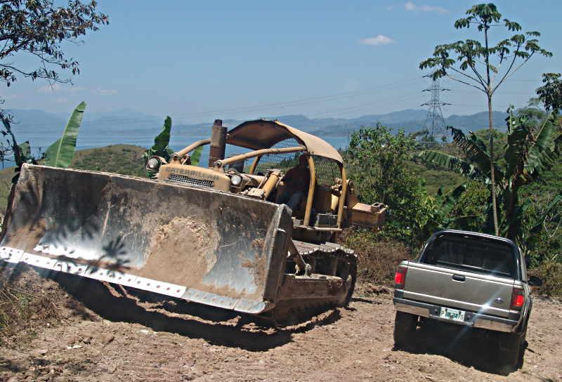 Big Dirt Pusher